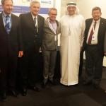 Empresa de Energía solar de los Emiratos Árabes interesados por invertir en Jujuy