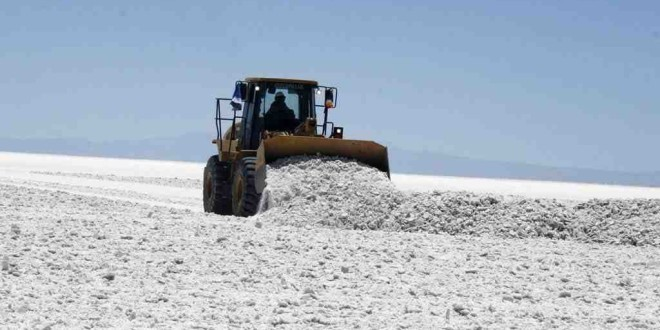 Minera norteamericana casi triplicará su producción de litio en Catamarca