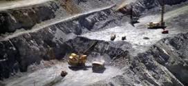 Comenzó el levantamiento efectivo de la roca estéril en Los Pelambres