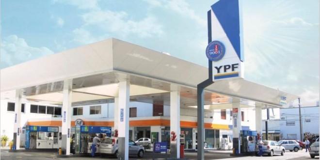 YPF aumentó los combustibles entre 4 y 4,5%