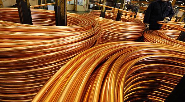 Chile pierde participación en mercado del cobre por noveno año consecutivo