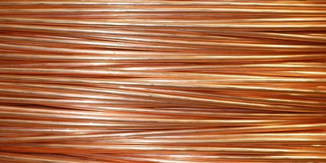 Caen por segundo mes consecutivo las importaciones de cobre en China